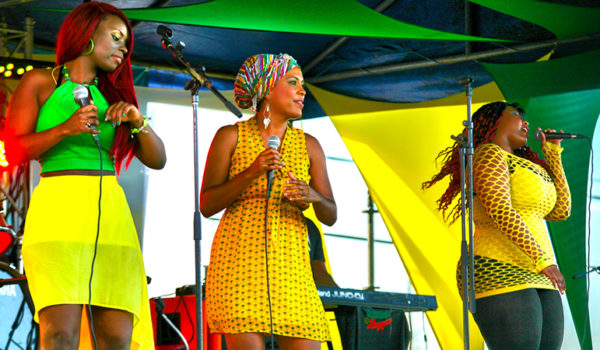 Queens of Reggae – Live Great Sound @ Siquirres, Costa Rica