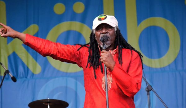 Alpha Blondy in Costa Rica !!