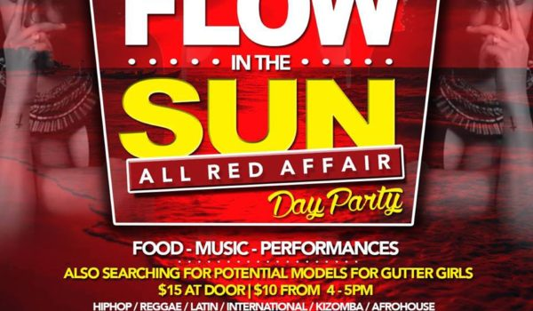 All Red Affair – Breeze Dollaz, Rolla, G Shine