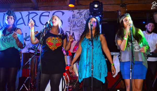 From Jaulares Alajuela, performing Live Queens of Reagge.