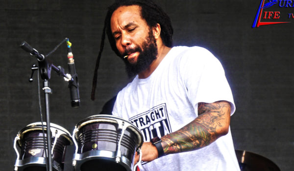 Ky-mani Marley – Performs Concrete Jungle LIVE !!